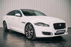 Used Jaguar XJ Cars