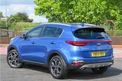 Approved Used Kia Sportage Cars