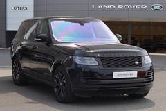 Used Range Rover Cars