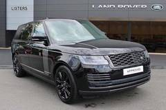 Approved Used Range Rover Cars