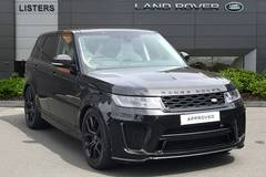 Approved Used Range Rover Sport Cars