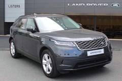 Approved Used Range Rover Velar Cars