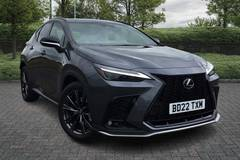 Approved Used Lexus NX Cars