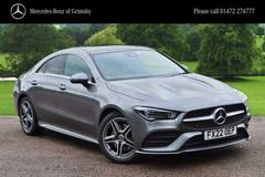 Used Mercedes-Benz CLA Cars