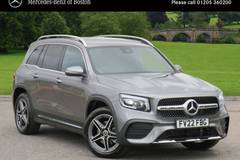 Used Mercedes-Benz GLB Cars