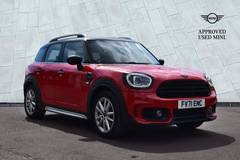 Approved Used MINI Countryman Cars