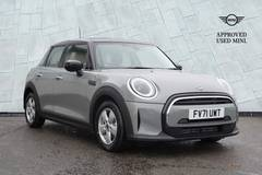 Approved Used MINI Hatchback Cars