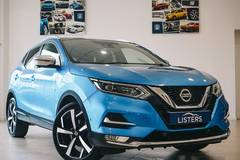 Approved Used Nissan Qashqai Cars