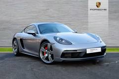 Used Porsche Cayman Cars