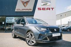 Approved Used SEAT Arona Cars