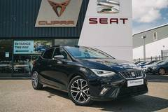 Approved Used SEAT Ibiza Cars