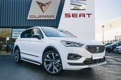 Used SEAT Tarraco Cars