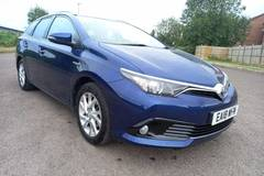 Approved Used Toyota Auris Cars