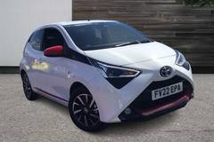 Approved Used Toyota AYGO Cars
