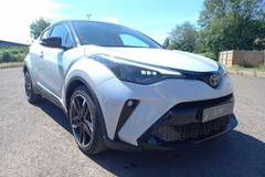 Used Toyota C-HR Cars