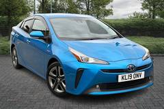 Approved Used Toyota Prius Cars