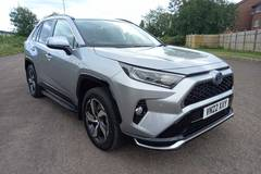 Approved Used Toyota RAV4 Cars