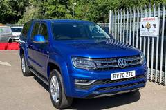 Approved Used Volkswagen Amarok Vans