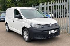 Used Volkswagen Caddy Vans