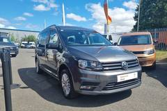 Approved Used Volkswagen Caddy Maxi Life Vans