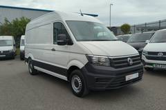 Approved Used Volkswagen Crafter Vans
