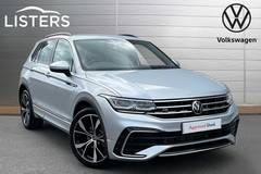 Approved Used Volkswagen Tiguan Cars