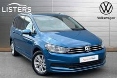 Approved Used Volkswagen Touran Cars