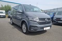 Approved Used Volkswagen Transporter Vans