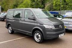 Approved Used Volkswagen Transporter Shuttle Vans