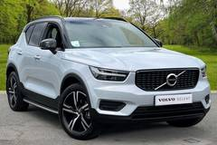 Approved Used Volvo XC40 Cars